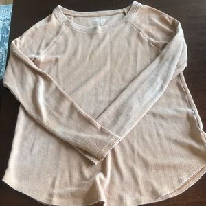 American Eagle thermal T - size S